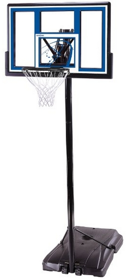 Lifetime 1531 System With 48 Inch Shatterproof Backboard