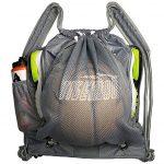 Tigerbro Unisex Drawstring Sports Backpack