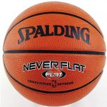 Spalding Never Flat