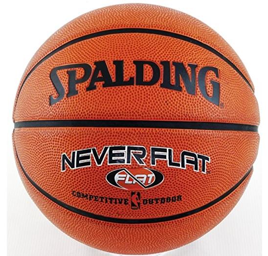 Spalding Neverflat outdoor ball