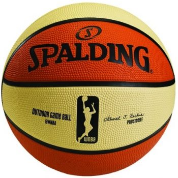 Spalding 71000 WNBA Official Outdoor Ball