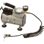 Champion Sports Ultra Quiet Air Compressor Inflator