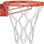 Coast Athletic Heavy Duty Steel Chain Basketball Net