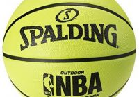Spalding NBA Glow In the Dark