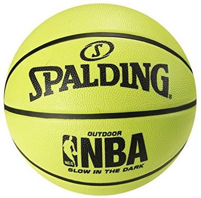 Spalding NBA Glow In the Dark