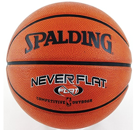 Spalding Neverflat outdoor ball