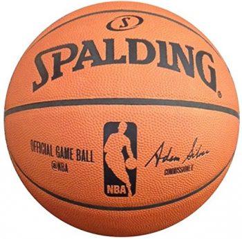Spalding Official NBA Game Ball